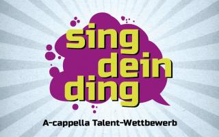 «Sing dein Ding» Preisverleihung